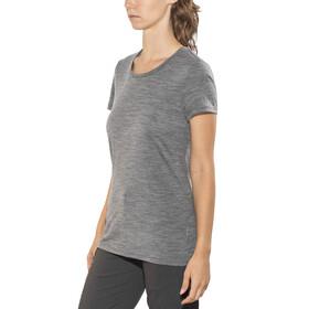 Icebreaker Tech Lite - T-shirt manches courtes Femme - gris